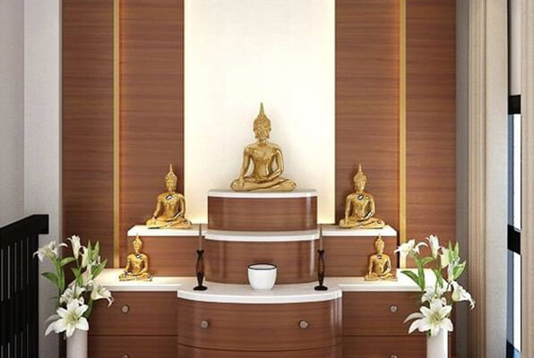 Cost Friendly Mandir Designs For Your Home In Lucknow Linhoff